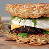 Ramen Burger Recipe | Video
