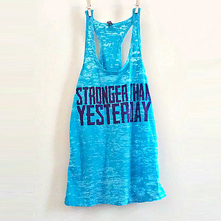 Cute Inspirational Fitness Tanks and Tees