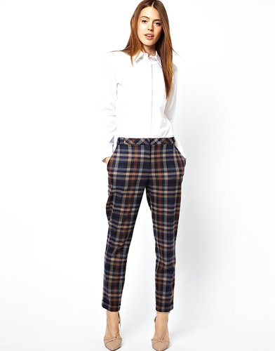 ASOS Pants in Check