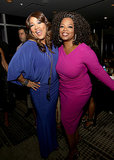 Oprah partied with Kym Whitley.