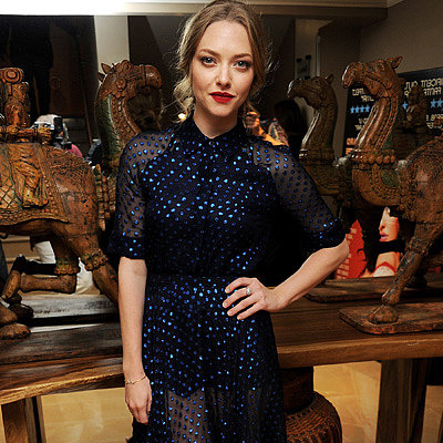 Amanda Seyfried at Lovelace Screening in London | Pictures