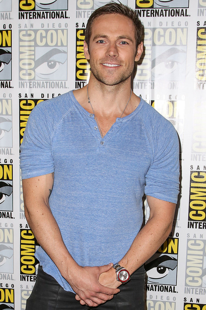 Orphan Black's Dylan Bruce will appear on Arrow, playing Laurel's new co-worker.