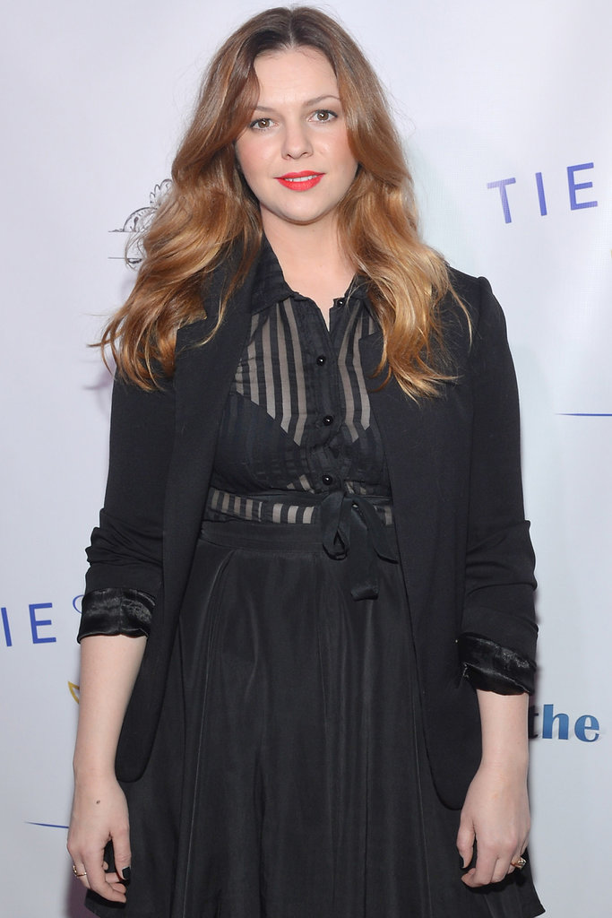 Amber Tamblyn is joining Two and a Half Men as Charlie's daughter, who is a lesbian. She's set for a recurring role with the possibility of becoming a co-lead, given that Angus T. Jones is not returning to the show.