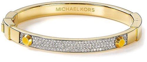 Michael Kors Crystal Bangle