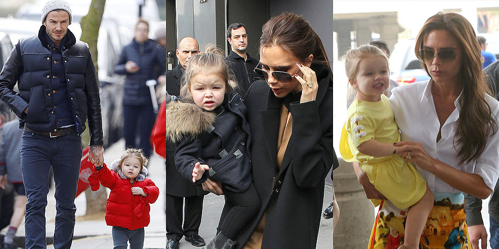 Harper Beckham Is One Chic Child!