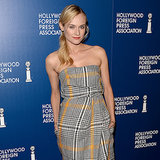 Diane Kruger Lunches With the Foreign Press Association