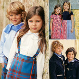 Head Back to School in Style With Oscar de la Renta Childrenswear
