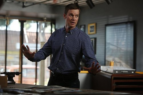 Parenthood Adam (Peter Krause) on Parenthood.
