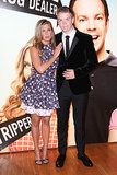 Jennifer Aniston and Will Poulter attended the London premiere of We're the Millers.