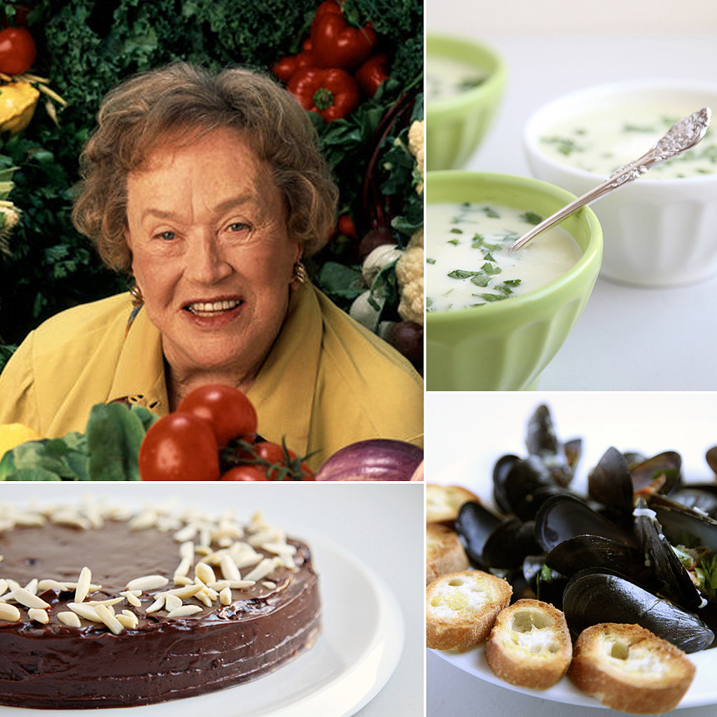 7 Standout Julia Child Recipes