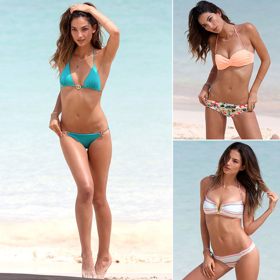 Lily Aldridge Could Not Look Better in a Bikini!