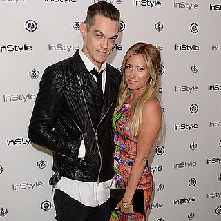 Ashley Tisdale Shows Off Her Engagement Ring | Pictures
