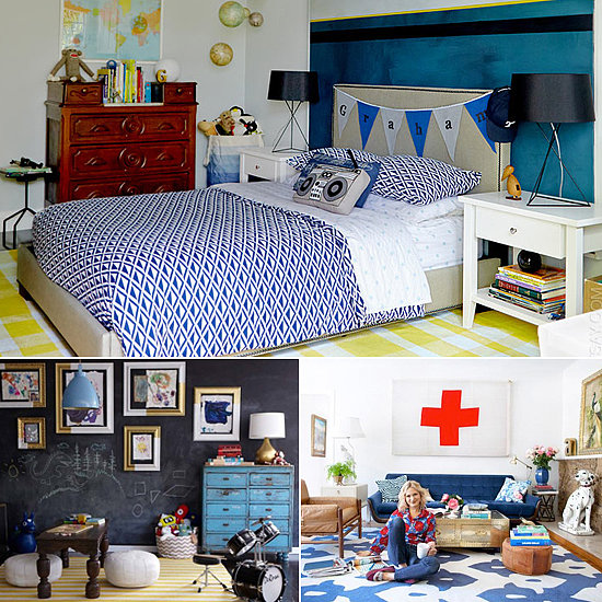 HGTV Star (and Mom-to-Be) Emily Henderson's Kid-Room Design Tips