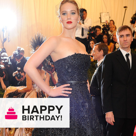 Because 23 Dresses Is Way Better Than 23 Candles — Happy Birthday, Jennifer Lawrence!
