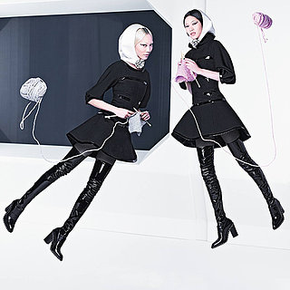 Chanel Fall 2013 Campaign Debuts on Social Media