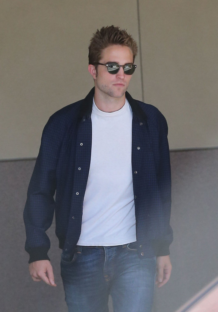 Robert Pattinson Gives Us His Best James Dean Impression