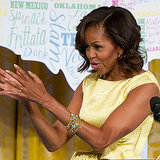 Michelle Obama Releasing Hip-Hop Album For Let's Move