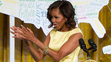 Michelle Obama's Dropping a Hip-Hop Album — It Might Make You Healthier!