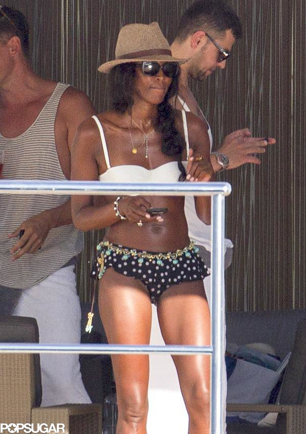 Naomi Campbell Photos