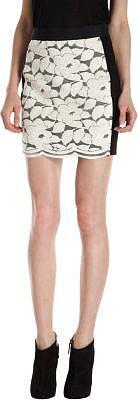 Mason Leaf Lace Skirt