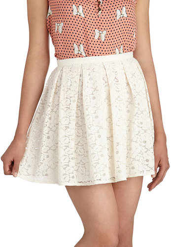 Almond or Nothing Skirt
