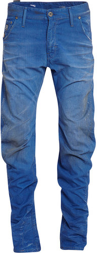 Jean Arc Loose Tapered