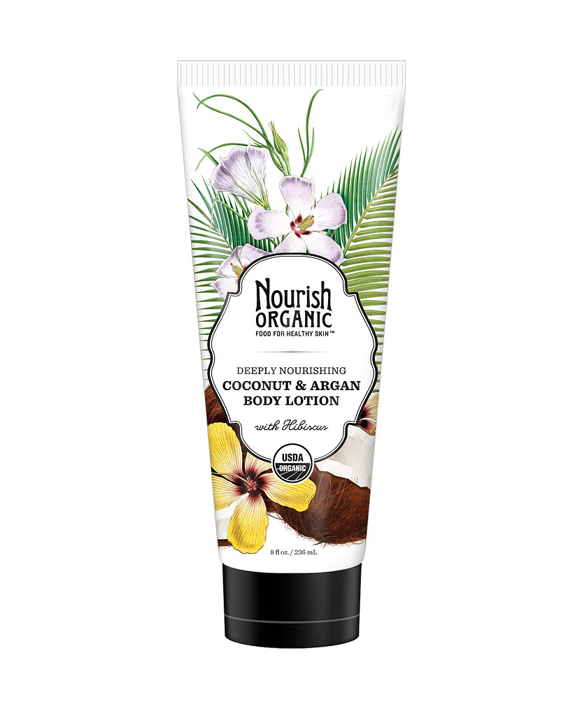 Coconut and Argan Body Lotion ($10)