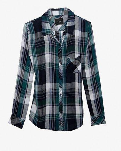 Rails Plaid Shirt: Hunter