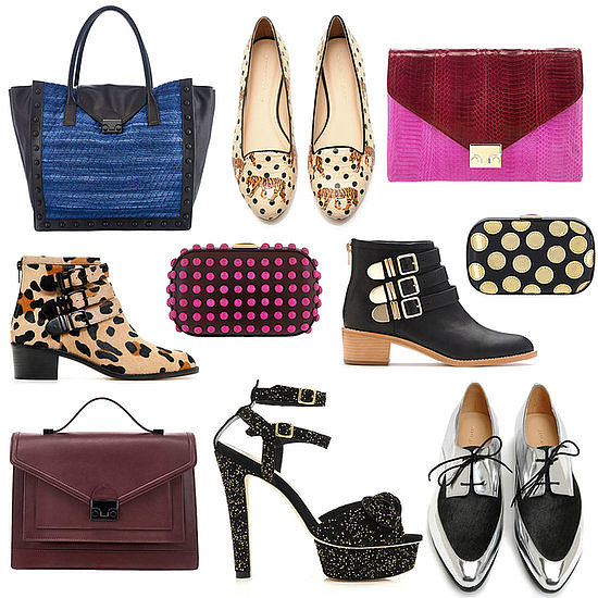 We'll take all of the Loeffler Randall work bags, please.