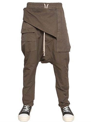 18cm Cotton Murray Paneled Trousers