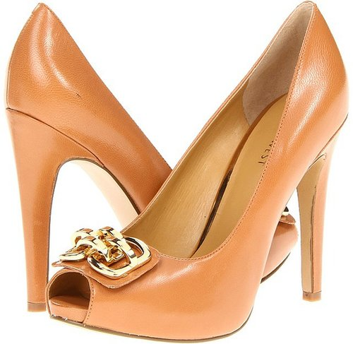 Nine West - Jonah (Natural Leather) - Footwear