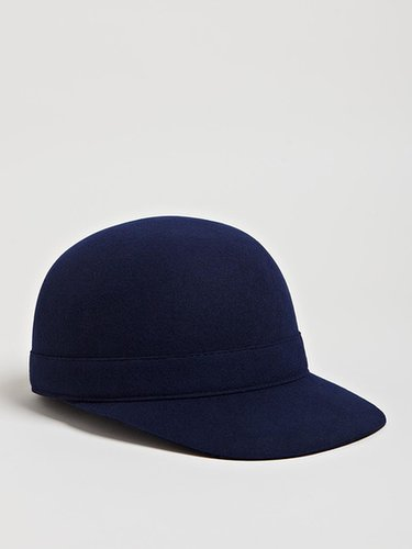 Lanvin Men's Merino Cap