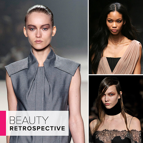 See the Most Stellar Beauty Looks Ever From Alexander Wang's Runway