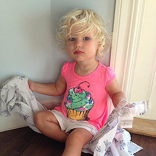Jessica Simpson Tweets Cute Photo of Daughter Maxwell