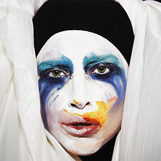 Lady Gaga Music Video For Applause