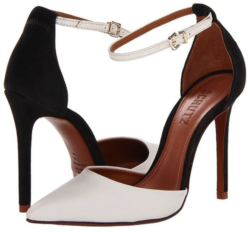 Schutz - Irma (Lirio/Preto) - Footwear