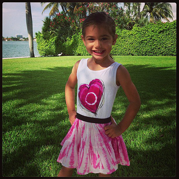 adriana limas daughter valentina takes after her model