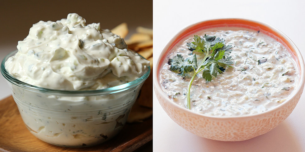 What's the Difference Between Tzatziki and Raita?