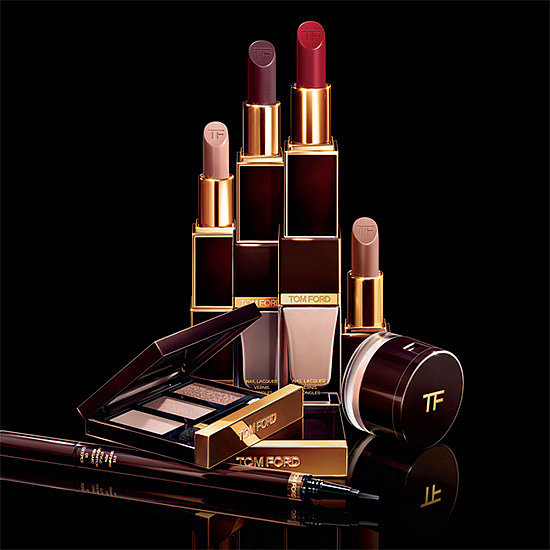 No one does luxury like Tom Ford, and he does Fall particularly well. Ombré eyes and saturated lips are the cornerstone of Tom Ford's Fall beauty collection ($32-$60).