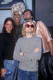 RuPaul met up with Nirvana backstage at the 1993 VMAs.