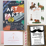 9 Party Invitations That Should End Up on Pinterest