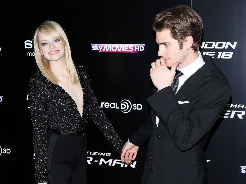 They made quite the glamorous couple at  The Amazing Spider-Man UK premiere in June 2012.