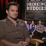 Drinking Buddies Olivia Wilde Interview | Video