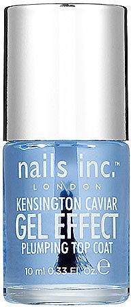 Kensington Caviar Gel Effect Plumping Top Coat