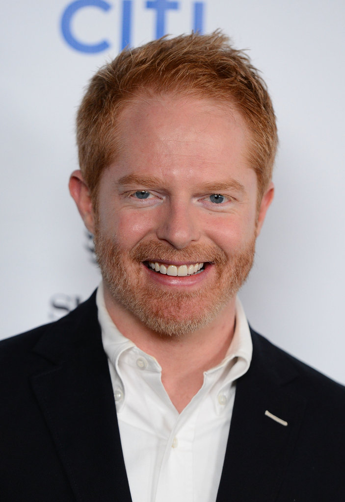 Jesse Tyler Ferguson was in attendance to celebrate the Emmy nominees.