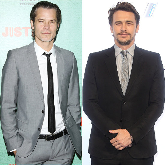 "Timothy Olyphant will guest star on The Mindy Project as ""a wild, professional skateboarder in his mid-40s who nearly runs Mindy over in Union Square before asking her out on a date."" Other guest stars on the show include James Franco as a charismatic doctor who takes Mindy's place at the practice, It's Always Sunny in Philadelphia's Glenn Howerton as an attorney/love interest for Mindy, Adam Pally as a doctor at Mindy's practice, and Kris Humphries as himself."