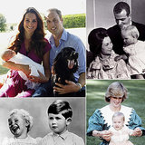 Royal Babies Through the Years