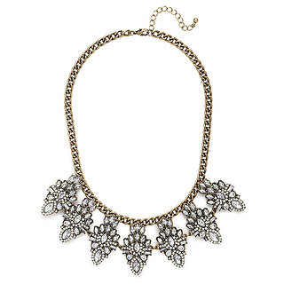 BaubleBar Clear Crystal Necklace | Review
