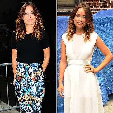 Olivia Wilde Proves Three Outfits Are Better Than One