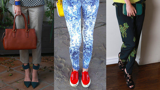 Printed Pants Are Easier to Wear Than You Think With These 3 Outfits!
